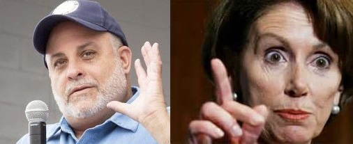 THREE YEARS AGO TODAY- Mark Levin blasts Nancy Pelosi