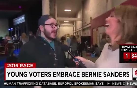 Bernie Sanders supporters can't definesocialism