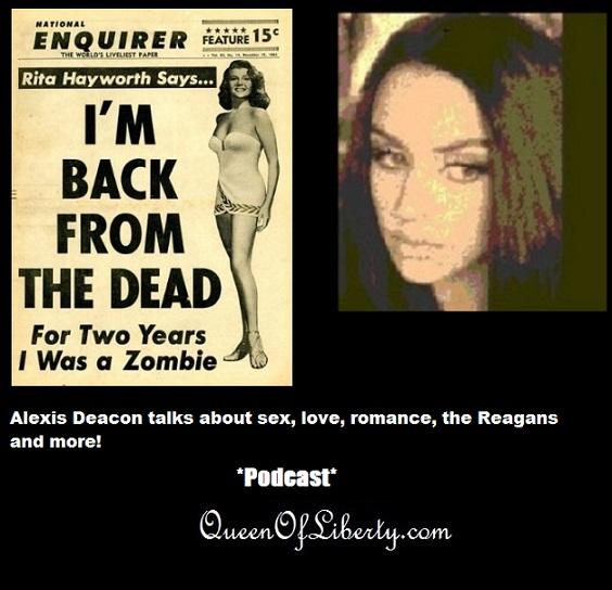 Alexis Deacon talks about Sex, Love, Romance &More
