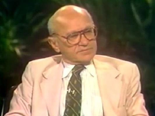 Milton Friedman – Socialism Vs.Capitalism