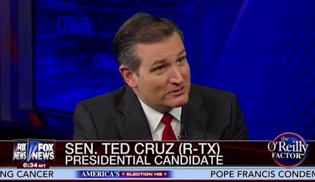 Will Cruz and Trump Debate On The O'Reilly Factor?