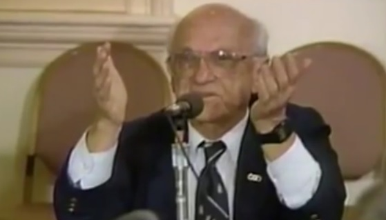 Milton Friedman – Free Trade Versus Protectionism