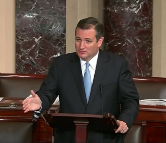 Ted Cruz eviscerates Senate Democrats on Terror and The Second Amendment