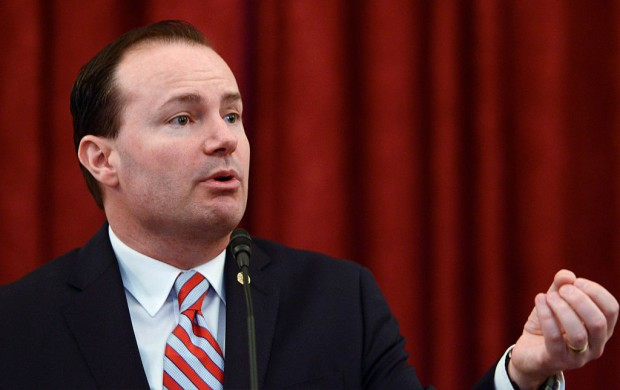 Why Conservative Sen. Mike Lee is NOT a big Trumpfan!