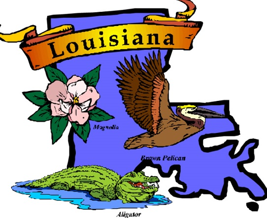 Louisiana- State Number 8 Convention of States