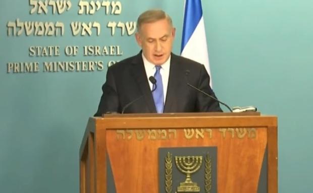 Benjamin Netanyahu Responds To JohnKerry