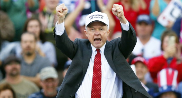 The Case for Jeff Sessions -Barack Obama's Justice Department is out of control. America needs an attorney general who will enforce the law.