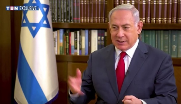Exclusive Interview with Benjamin Netanyahu (Preview) on Huckabee TBN