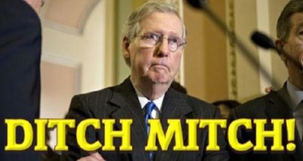 Mitch McConnell And The Rinos Cost us The Alabama Election and They Are Hurting Trumps Agenda
