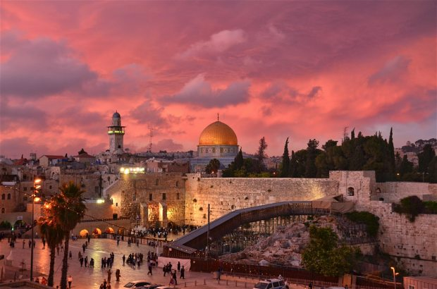 Jerusalem Is The True Capital of Israel- Trump to Move American Embassy To Jerusalem!